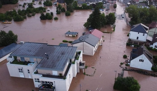 Hochwasser in NRW
